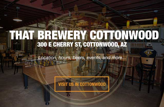 THAT Brewery in Cottonwood