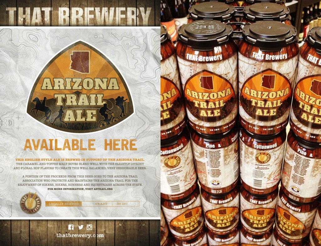 az-trail-poster-and-cans