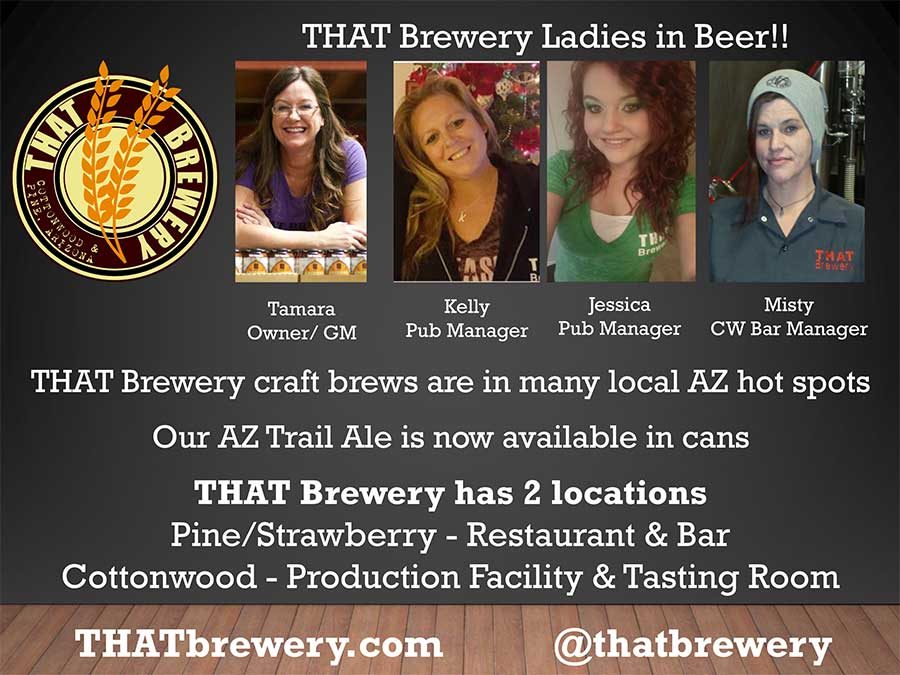 THAT Brewery Ladies in Beer (download as PDF)