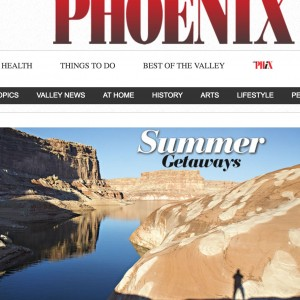 In Phoenix Magazine's 2015 Summer Getaways