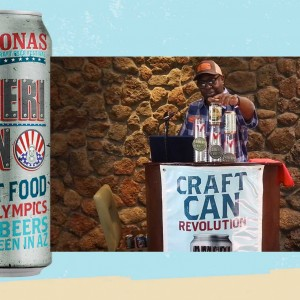 Arizona Trail Ale Wins A Silver Medal