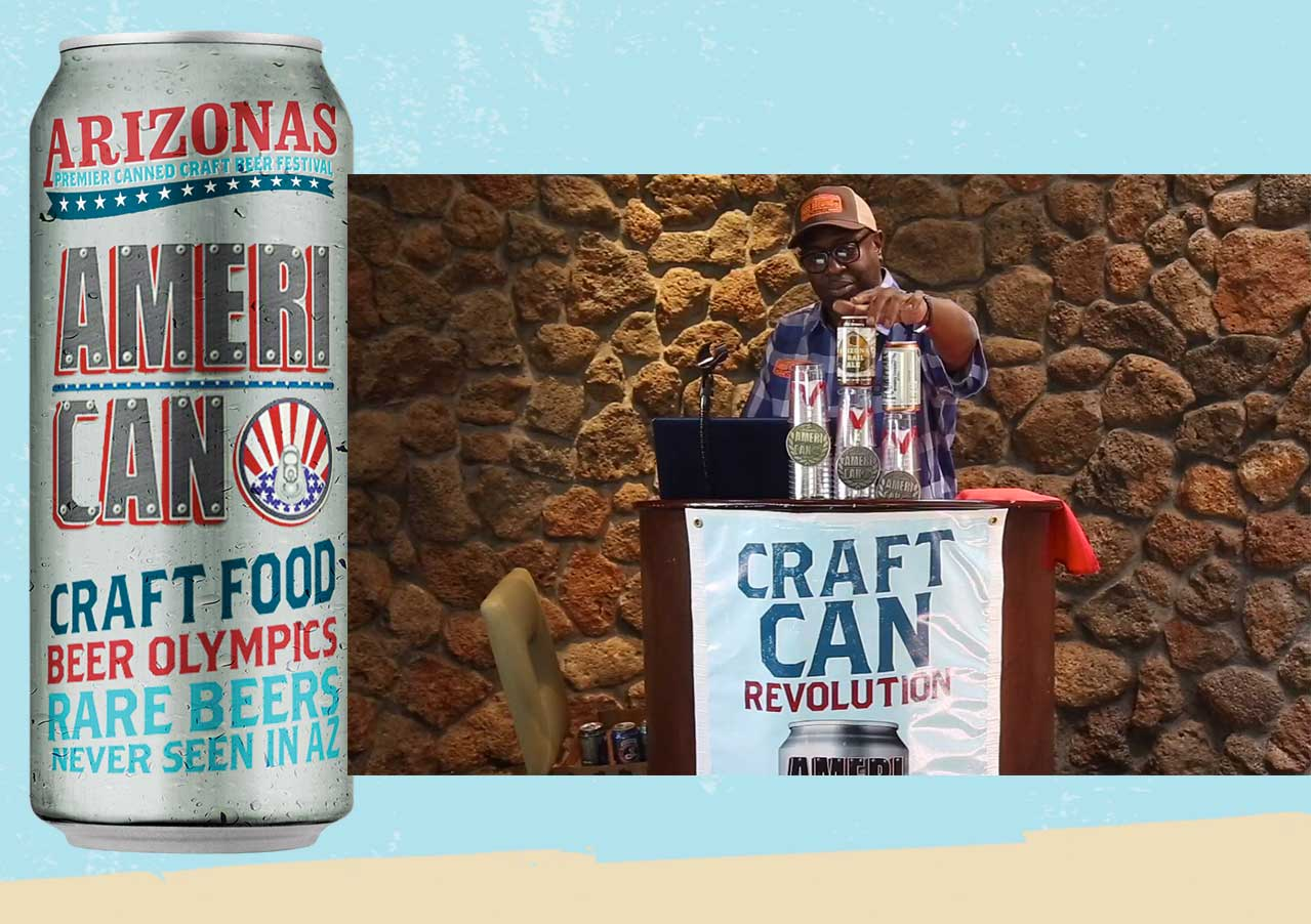 Arizona Trail Ale Wins A Silver Medal