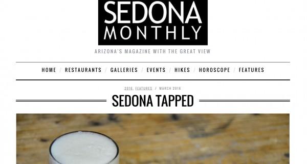 Sedona Tapped