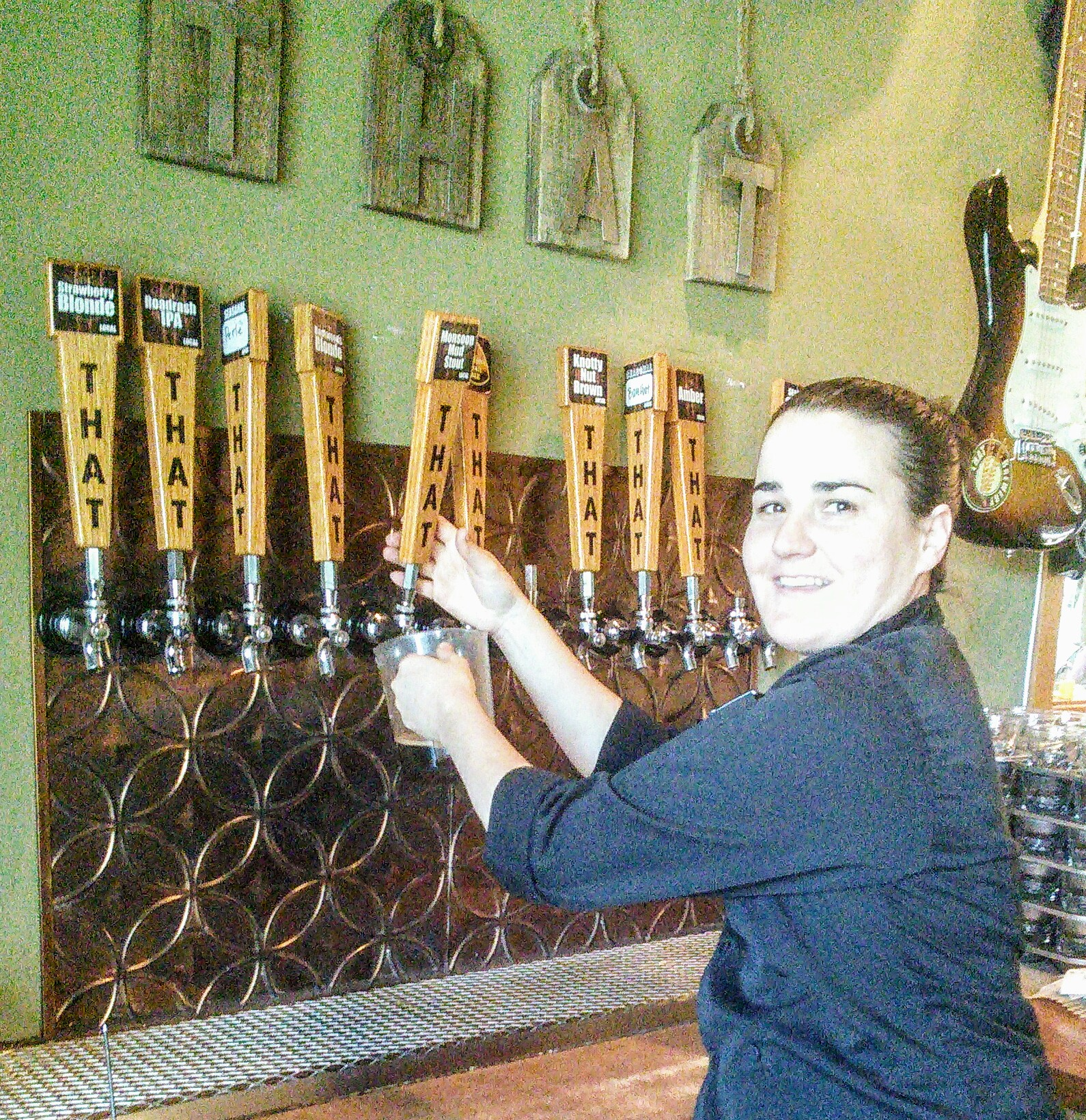 Meet Chef Val At THAT Brewery & Pub In Pine!