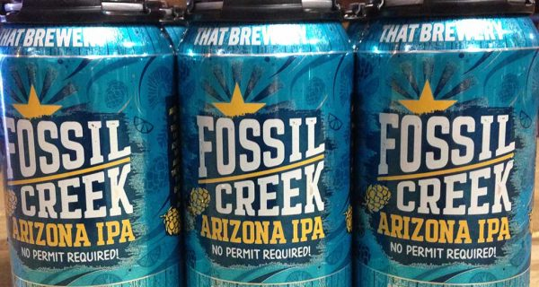 Fossil Creek Ipa Cans