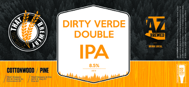 Dirty Verde Double IPA