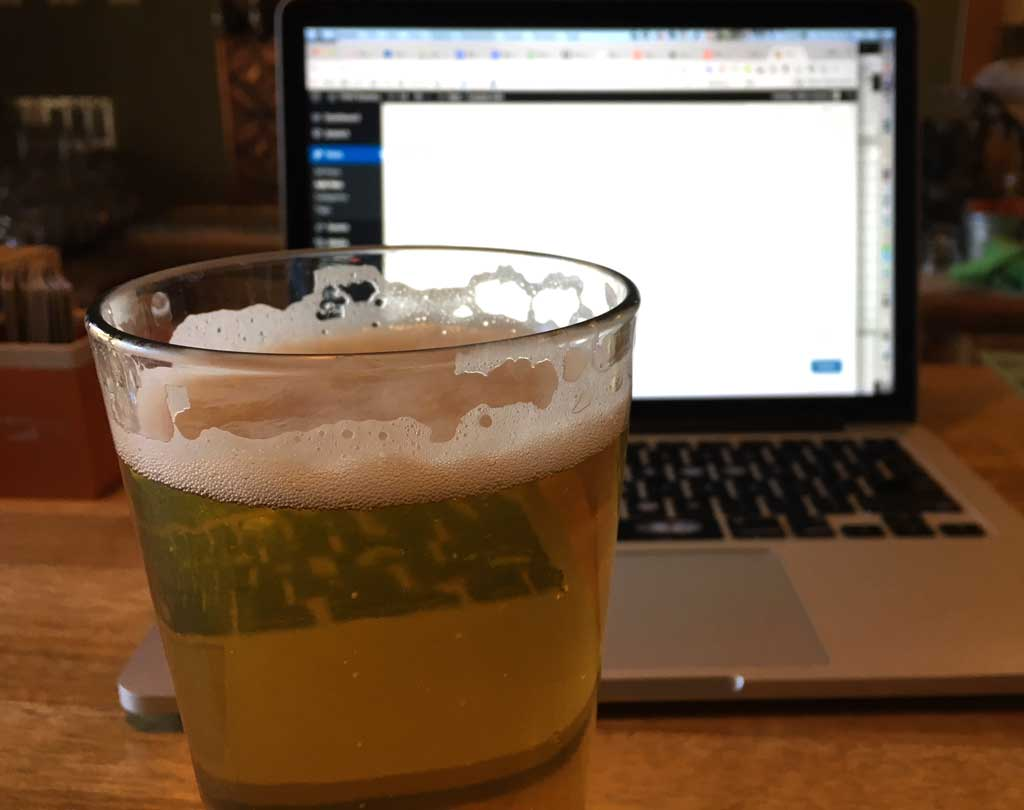 Blogging At The Bar, 2018 Style
