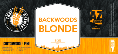 Backwoods Blonde