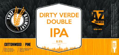 Dirty Verde Double IPA