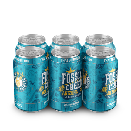 Fossil Creek IPA